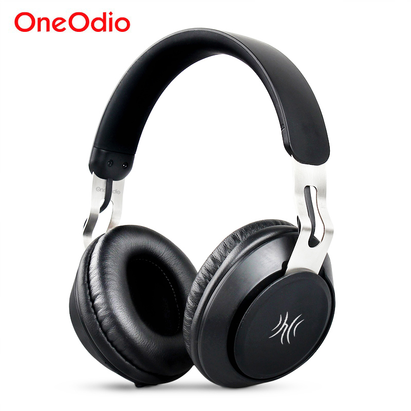 Oneodio Over Ear Wireless Headset Headphone Bluetooth 4.2 Sport Stereo Earphone Bluetooth Headphones With Mic For iPhone Xiaomi 6 colour luminous headphone glow earphone night light glowing headset stereo sport headphones with microphone for iphone xiaomi