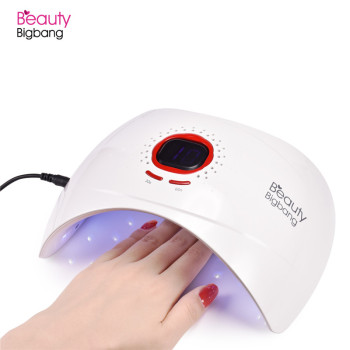 BeautyBigBang 36W UV LED Lamp Nail Dryer Machine For Nail Polish Gel Rechargeable Battery Varnish SUN 5 Led Manicure Lamp 1