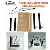 New Arrival Ecu Chip Tunning BDM Frame LED Pin For BDM100 Programmer / CMD BDM Frame LED Fgtech BDM LED