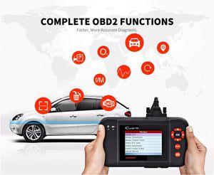 Image 2 - إطلاق Creader السابع + السابع زائد Creader CRP123 أداة تشخيص OBD2 الماسح الضوئي OBDII أدوات الديزل السيارات رمز القارئ ABS إطلاق الماسح الضوئي