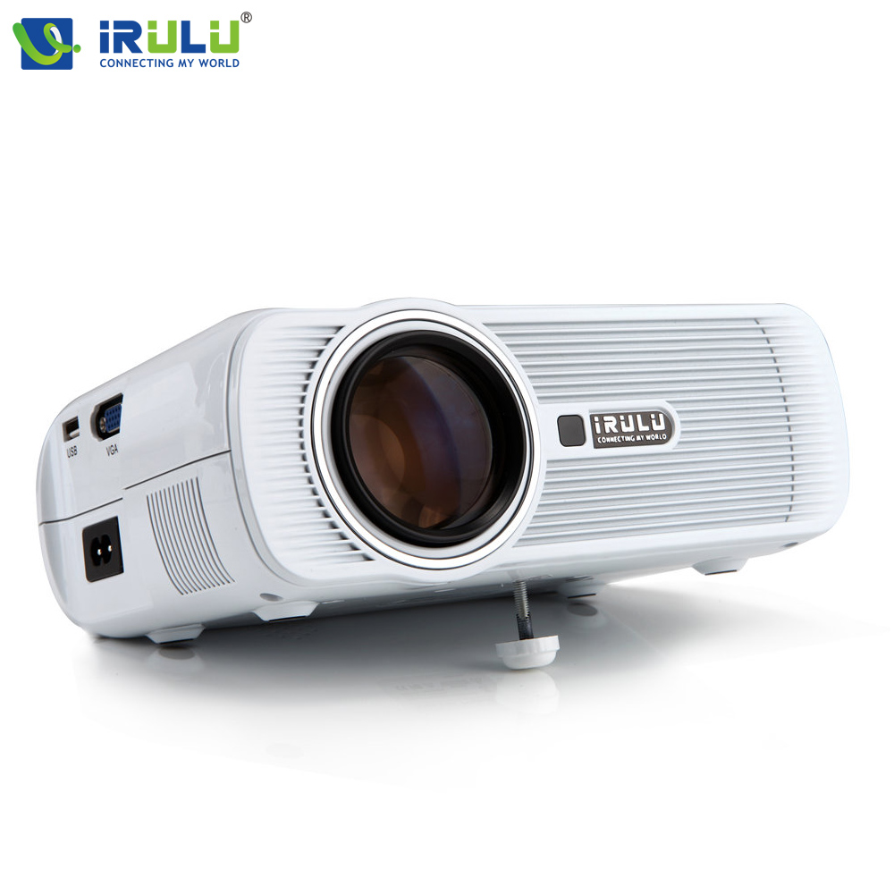 Irulu gbb bl 80 mini lcd projector fhd 1920 1080p portable for Top rated mini projectors