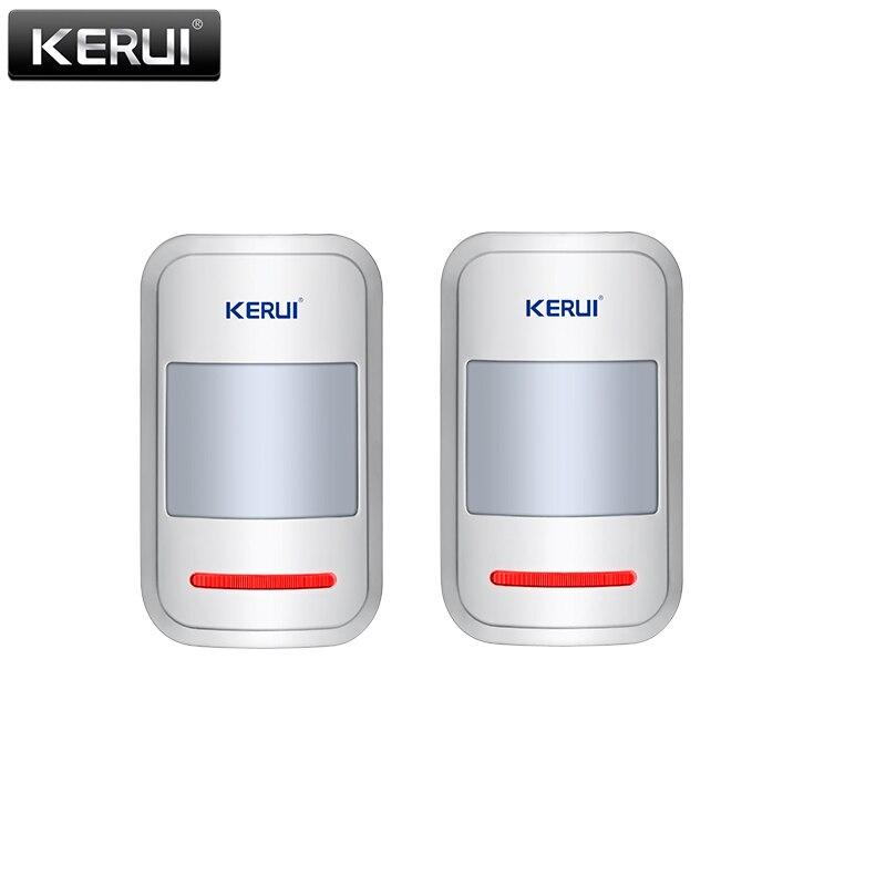 KERUI 433 mhz Sensor Drahtlose Pir-bewegungsmelder Für GSM PSTN Home Security Einbrecher Alarm System Home Schutz