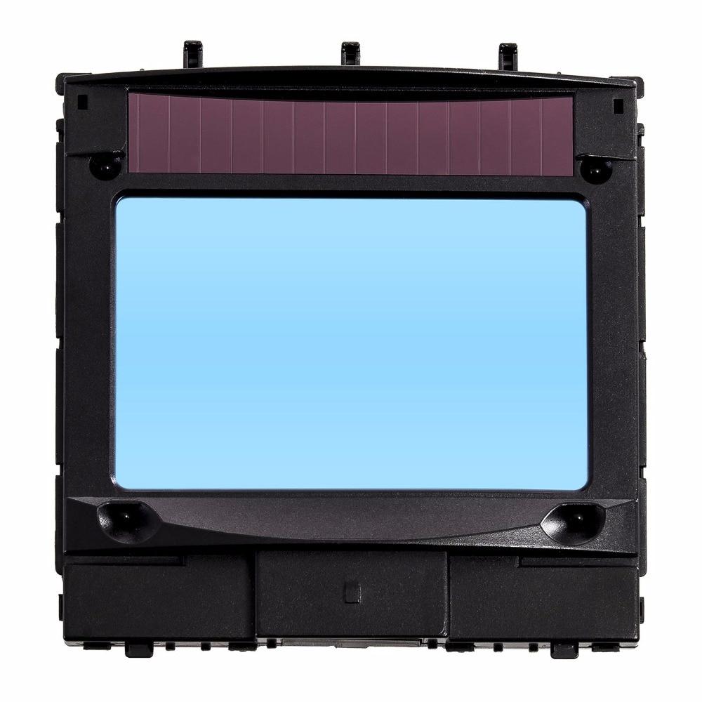 Filter  Solar 3 For 1111 94x2 Welding Size 100x65mm 4 13 View Shade   Helmets Darkening 4 Full Range 56in 3 Sensors Auto Welding