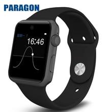 Paragon SmartWatch dm09 sim-karte watch Smart Watch hohe qualität für das iphone haier huawei telefon 2016 moto360 pk dz09 u8 k18 gt08