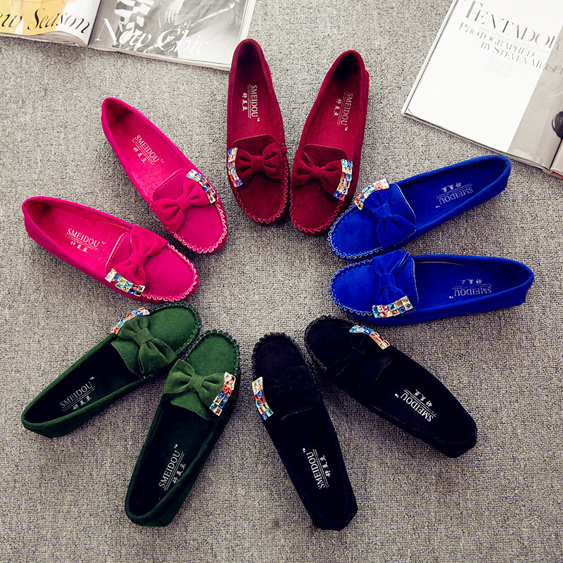 A 2017 new black slips on women flats loafers shoes summer fashion women genuine leather flat shoes ladies casual shoes flat shoes women pu leather women s loafers 2016 spring summer new ladies shoes flats womens mocassin plus size jan6