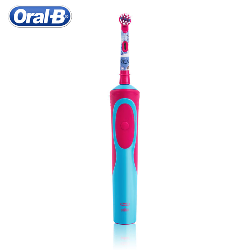 Oral B Children Electric Toothbrush D12513K Soft Bristle Gum Care Deep Clean for Kids Ages 3+