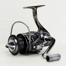 New snakeskin Sea Fishing Wheel BM1000-7000 Full metal reel seat Fishing vessel 12 + 1BB CNC Sea rod Road sub-round