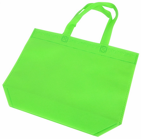 20 pieces factory accept custom logo print gift advertisement Reusable Recycle non woven shopping bags recyle supermarket