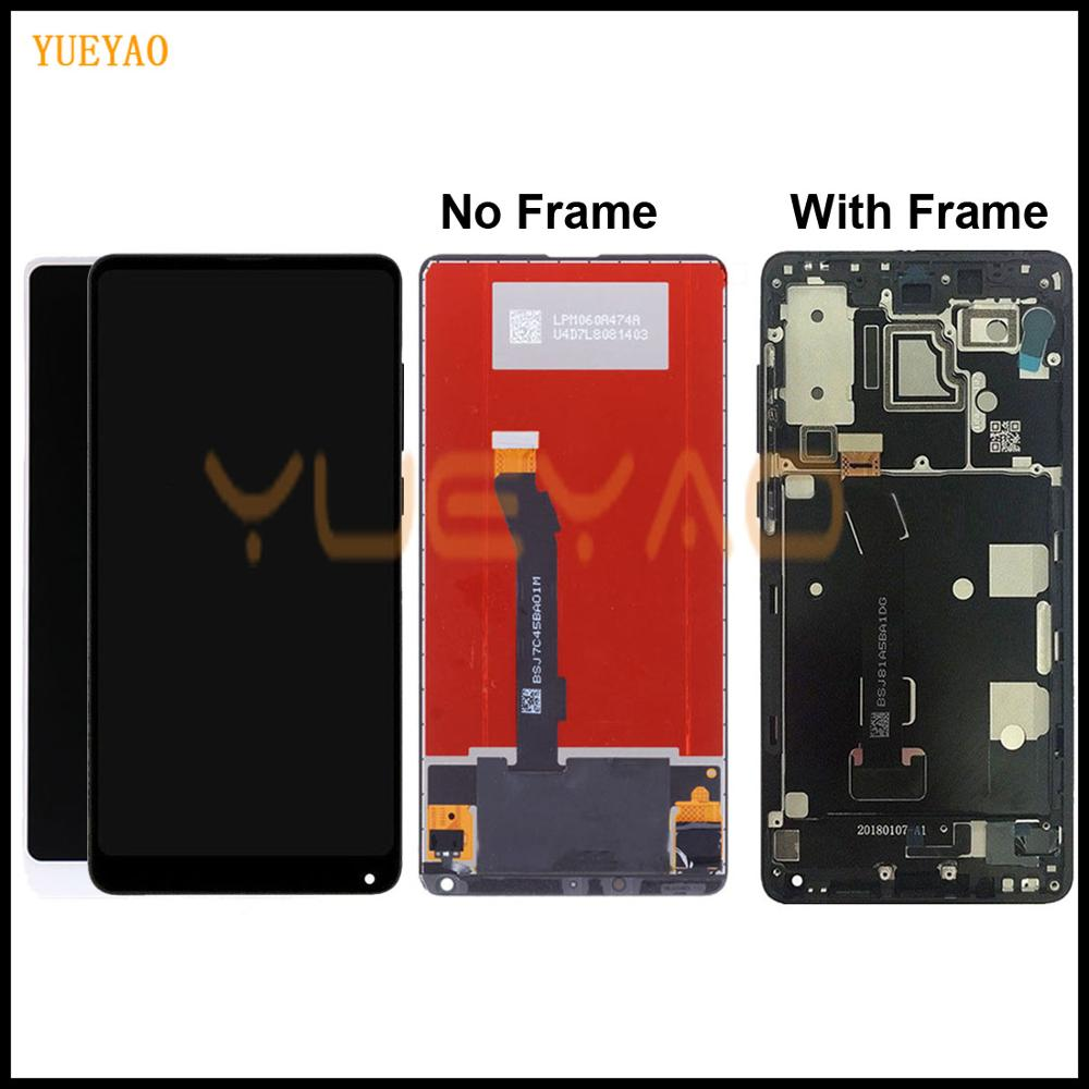 For Xiaomi Mi Mix 2S LCD Display Touch Screen Panel XAIOMI Mix2S LCD Digitizer Assembly Replacement Repair Parts