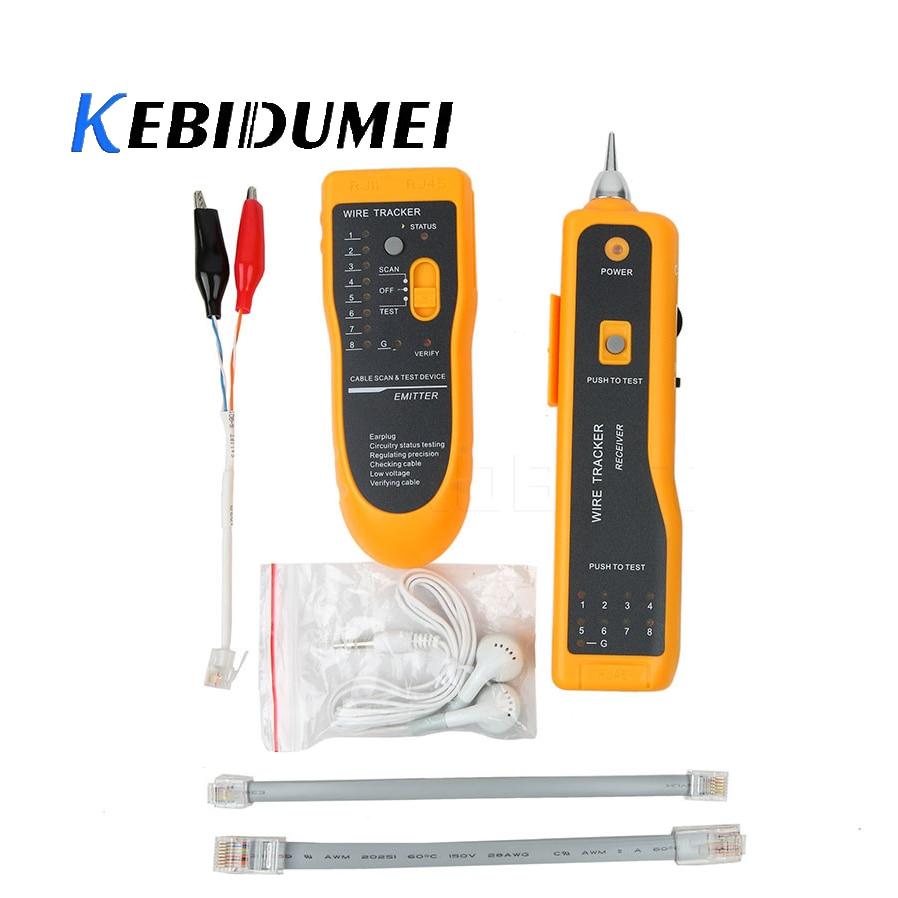 hight resolution of kebidumei jw 360 cat5 cat6 rj45 utp stp line finder telephone wire kebidumei jw 360 cat5