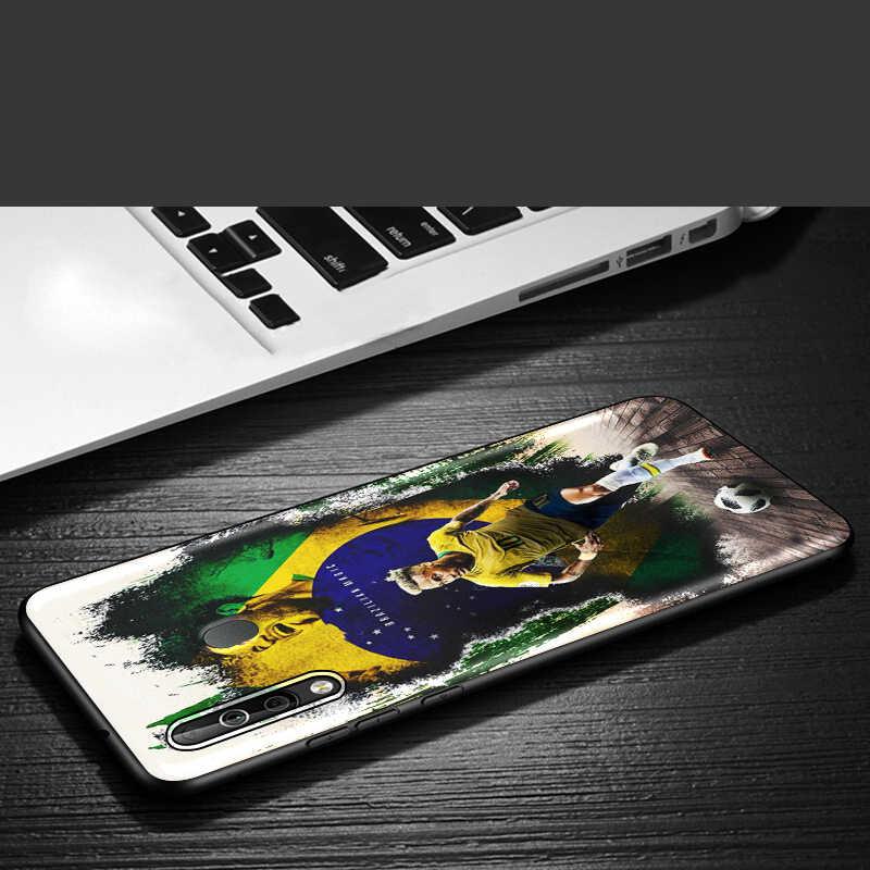 Funda de TPU suave para Samsung Note 10 Plus A10S A20S A30S A40S A50S A60 A70 m10 M20 M30