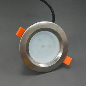 Image 3 - IP65 Waterproof LED Downlight 5W 7W 9W 12W Fire prevention Stainless Steel Cover LED Spot light for Bathroom LED Ceiling Lamp