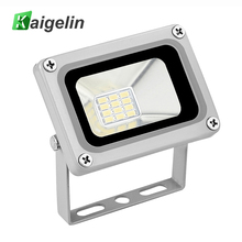 Kaigelin 10W LED Flood Light 12V-24V IP65 Waterproof LED Floodlight Refletor LED Spotlight For Outdoor Lighting Garden Lighting