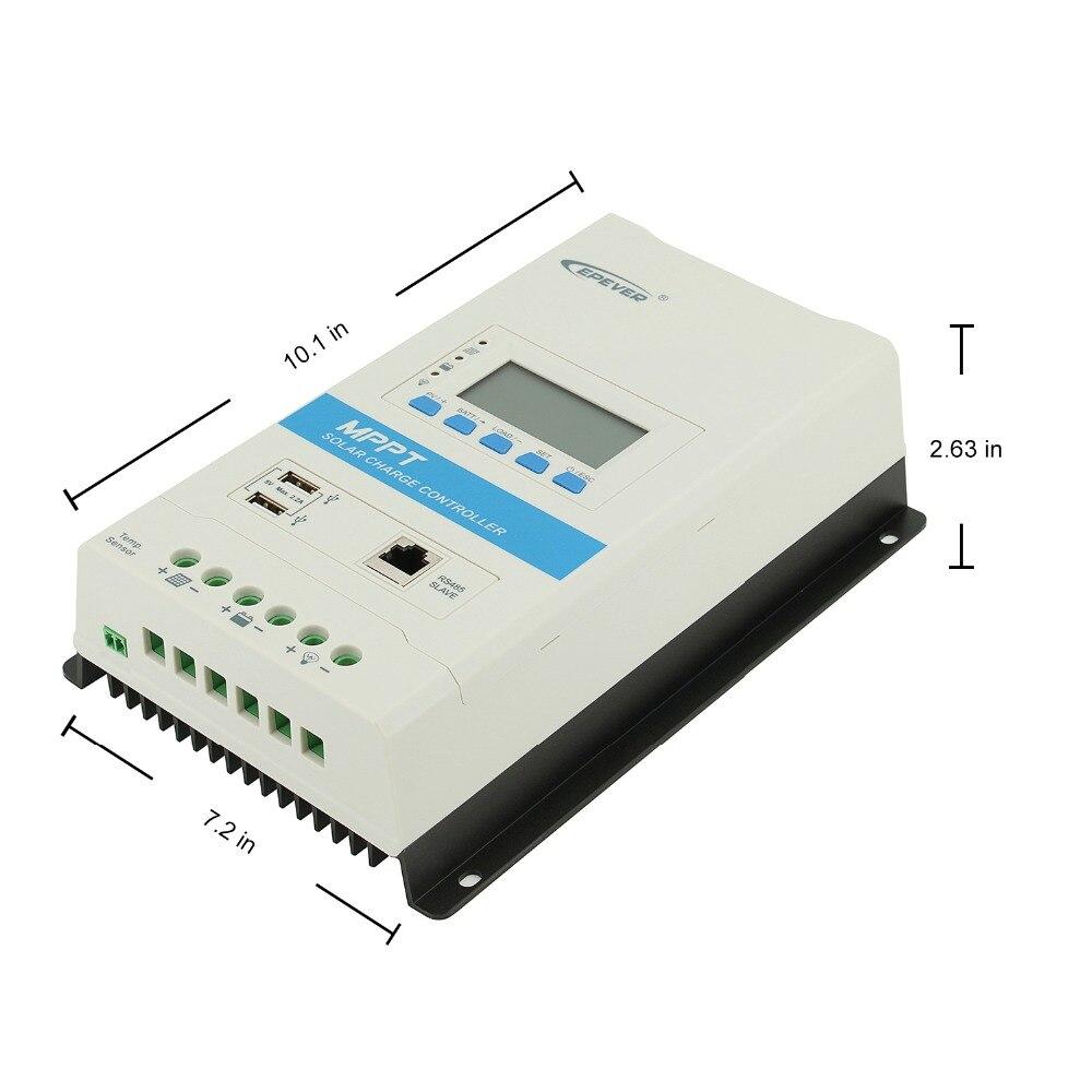 epever triron4210n 40a mppt controlador de carga 04