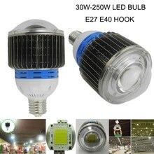 100 W 120 W 150 W 200 W הוביל אור מפרץ גבוה, הוביל מנורה תעשייתית facotry/מחסן/סופרמרקטים 30 W 40 W 50 W 60 W 80 W LED מנורת הנורה