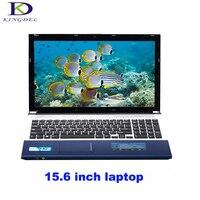 Blue Black 15 6 Inch Notebook Computer Intel Core I7 3537U Dual Core Up To 3