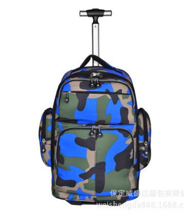 Rolling Luggage bags wheeled Rolling Backpack women Travel trolley bag Men Travel trolley bag Business luggage suitcase wheels travel luggage trolley backpacks on wheels men business travel trolley bags oxford rolling baggage backpack bag travel mochila