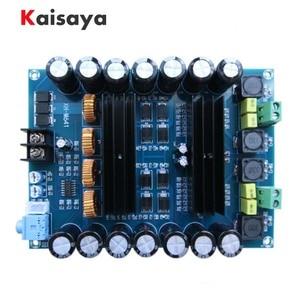 Image 1 - XH M641 TPA3116D2 DC12V 24V 150W X 2 Audio Digita High Power 2 Kanalen Auto Versterker Met Boost Board g2 010