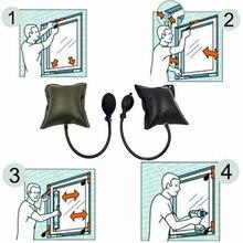 2 цвета Подушка безопасности с амортизацией ручной насос слесарный воздушный клин надувные двери автомобиля окна открывалка для стекла