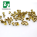 5000 Pcs Italian Bee Beehive Nest Box Threading Hole Nest Box Nest Foundation Copper Eye Beekeeping Tools