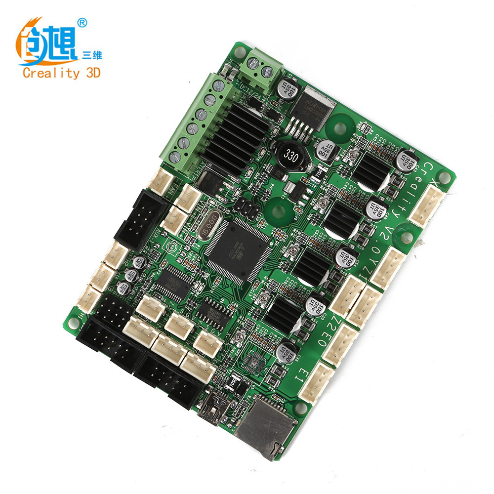Hot Sale Creality 3D Upgrade Mothboard CR 10S V2 2 Mainboard For CREALITY 3D CR 10S