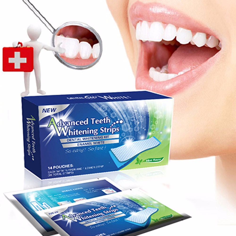 A brighter smile is just a Crest Whitestrips away. Find the best teeth whitening strips for you.
