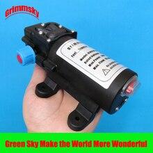 hot selling vehicle mounted kits self-priming electric diesel fuel pump 12v