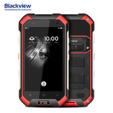 Original Blackview BV6000S 4.7 Inch Android 6.0 Mobile Phone MTK6735 Quad Core 2.0GHz 4G FDD LTE 2GB RAM 16GB ROM 13MP Camera