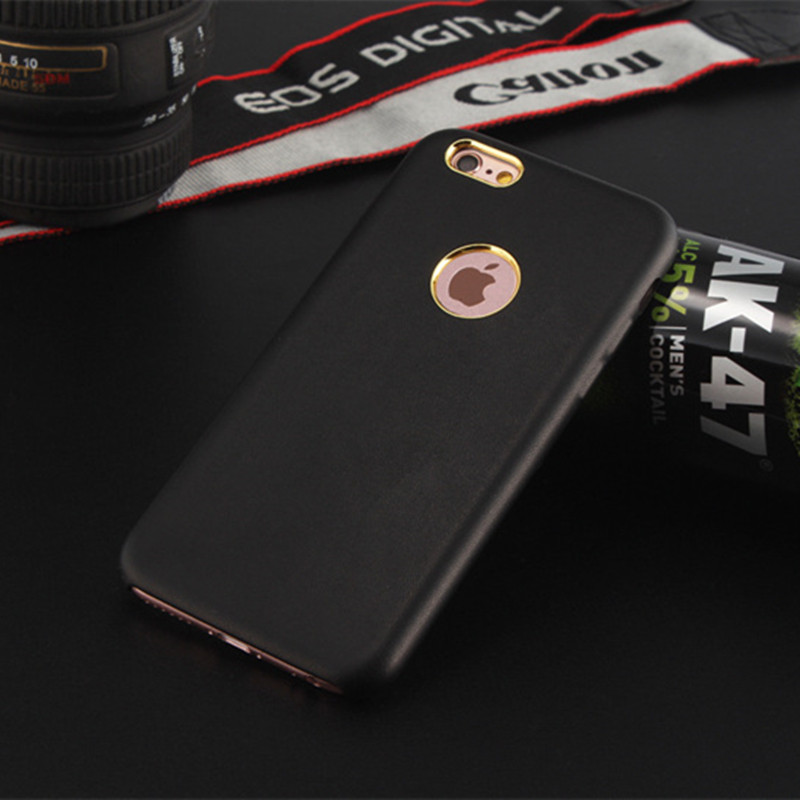 Շքեղ օրիգինալ PU կաշվե տուփ Apple iPhone 7 6 6S - Բջջային հեռախոսի պարագաներ և պահեստամասեր - Լուսանկար 2