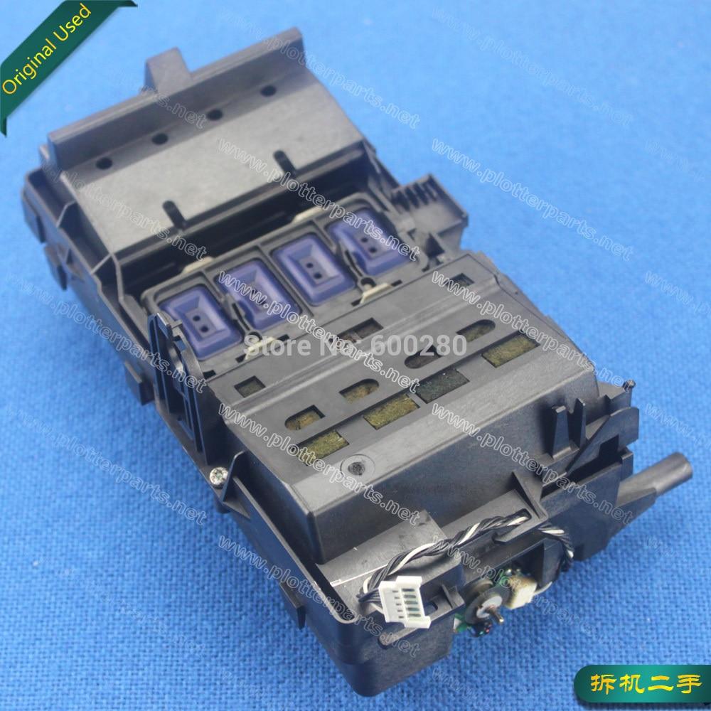 все цены на Service station assembly HP Business InkJet 1000 1200 1200D 1200DN 1200DTN 1200DTWN Used Printer Part C8154-67034 онлайн
