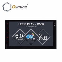 Ownice C500 Octa 8 Core Android Support 4G LTE SIM Network Car GPS 2 Din Universal