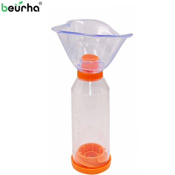 Beurha Child Inhale Automizer Spacer Mist Storage Tank Nebulizer With Mask CompMist Compressor Nebulizer Cup Mouthpieces