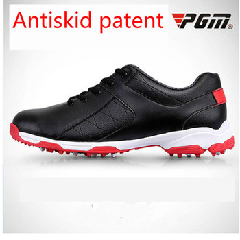 2019 PGM Golf Shoes Summer Anti-skid Breathable Sneakers For Men Super Waterproof Men's Sports Shoes Plus Size