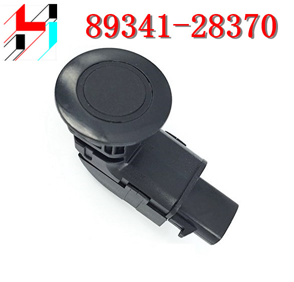 Car Parking Radar 8934128370 For Corolla Verso Camry Sienna Noah 89341-28370 89341-28370-B0 Black Silvery White