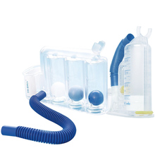 Breathing Training Device Three Balls Instrument Lung Capacity Training With Mouth Blown Lung Function Exercise