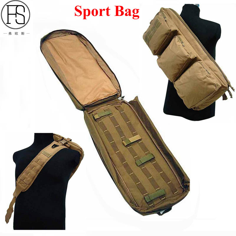 60CM Military Equipment Tactical Bag Rifle Cases Hunting Carry Protective Backpack Climbing Travelling