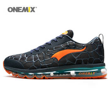 onemix Air Cushion Mens Running Shoes 97 for men Sports Shoes Breathable Trainer Walking shoes in black for walking shoes