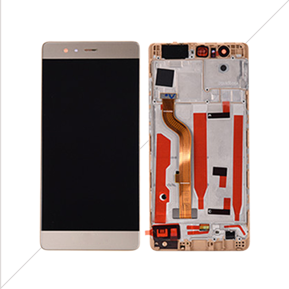 """Image 2 - AICSRAD 5.2"""" LCD For HUAWEI P9 Display Touch Screen Digitizer with Frame for HUAWEI P9 LCD Display EVA L09 EVA L19 Replacement-in Mobile Phone LCD Screens from Cellphones & Telecommunications"""
