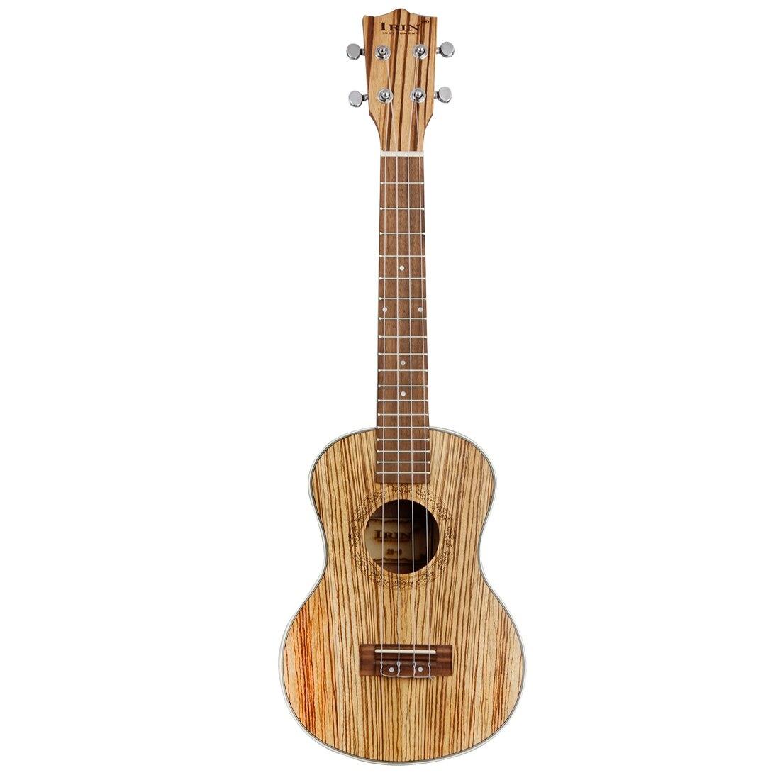 HOT-IRIN Concert ukulélé 26 pouces 4 cordes hawaïen Mini guitare acoustique guitare Ukelele guitare envoyer des cadeaux musicaux à cordes