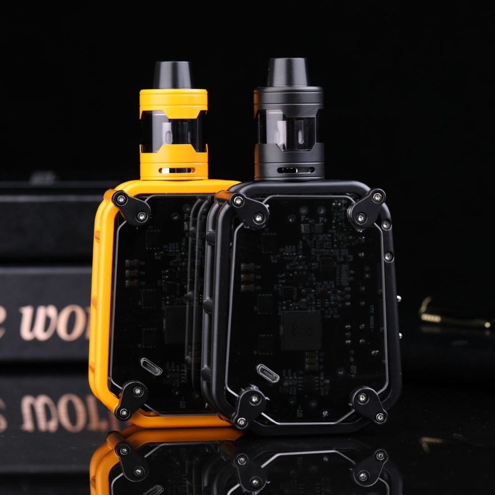150 watt Full Kit Vape1 Stift 3500 mah Batterie Mechanische Starter1 Kit 3 ml Top Füllung Elektronische Zigarette Vaporizador E -zigarette