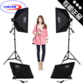 professional lighting kit studio lamp softbox studio set photography light clothes portrait photography equipment CD50