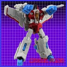MODEL FANS TVM Transformation G1 ko ironfactory oversize Stars cream  Action Figure Robot Toys