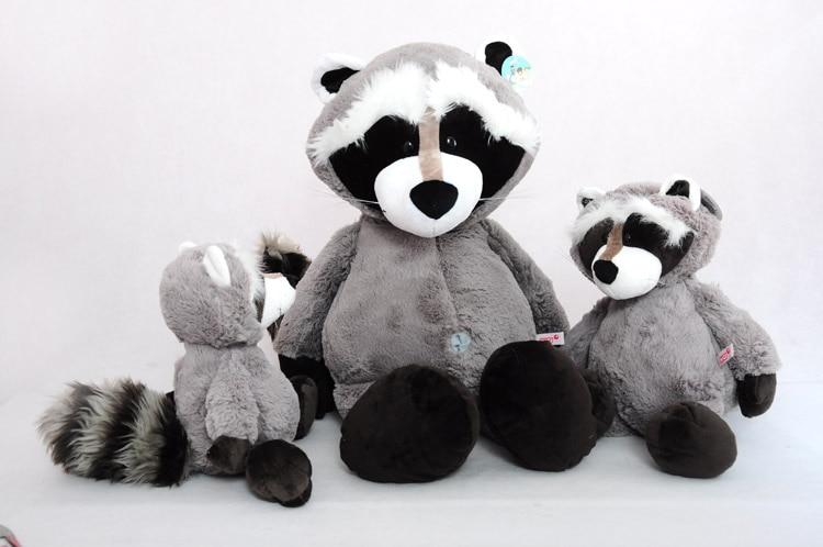 Plush toy stuffed doll NICI Little Raccoon coon Valentine/'s birthday gift 1pc