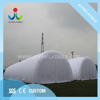 Good Quality Giant Inflatable Tent Double Circle For Outdoor Party Event