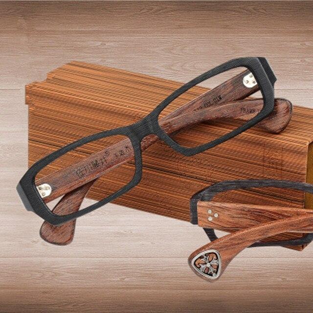 Поставка Сагава Фуджи Японские Деревянные ноги 7238D Равнина Близорукость Очки Кадров Очки