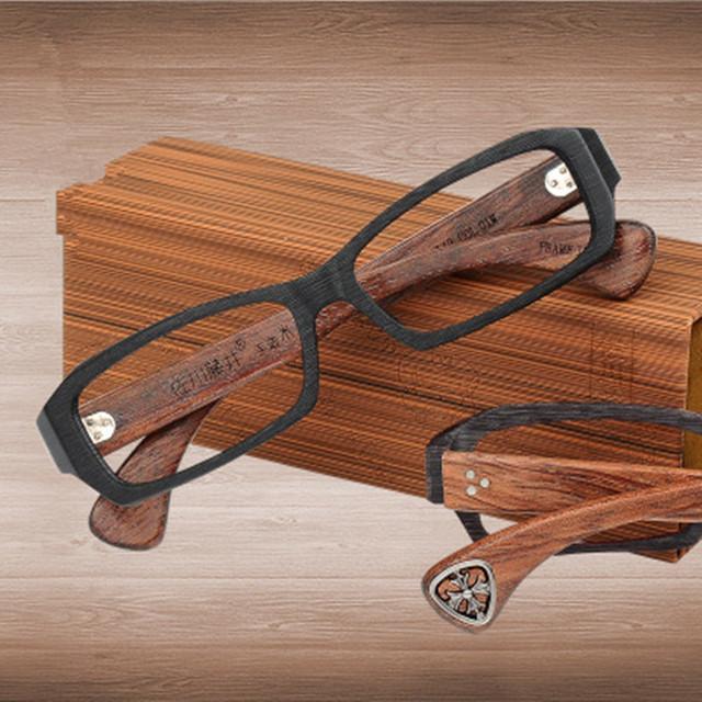 Fornecimento De Madeira Japonês Sagawa Fujii perna 7238D óculos de Miopia Plain Óculos Óculos Armações de Óculos