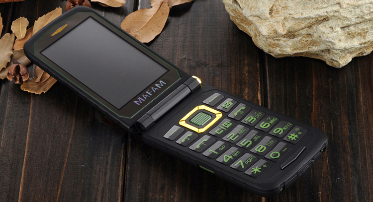 Rover หุ้นจำนวนมาก X10 พลาสติกอาวุโสโทรศัพท์มือถือโทรศัพท์ 16