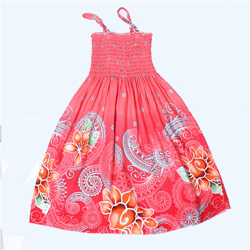 Summer-Bohemian-Style-Girls-Dress-Floral-Shoulderless-Beading-Necklace-Sundress-For-Girls-Beach-Dress-Clothes-Vestido-Infantil-1