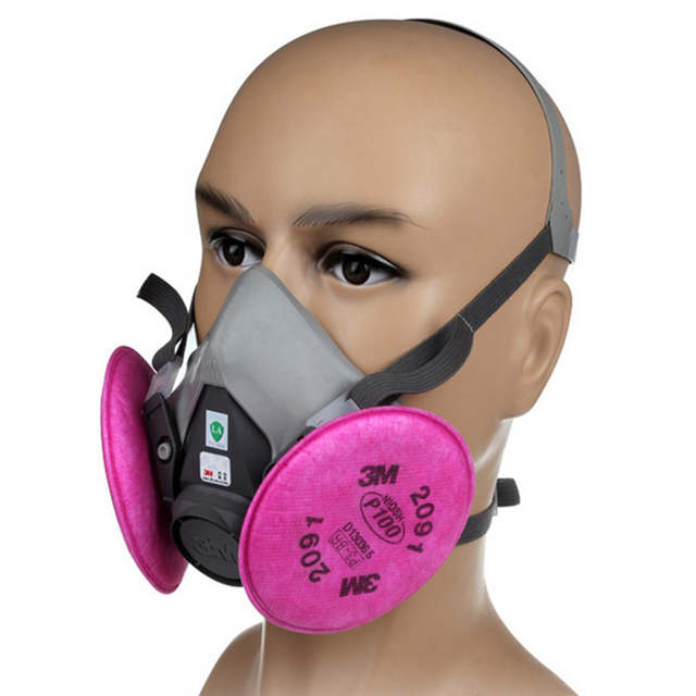 Mask-in Mask 2091 Security Us On Aliexpress With Anti 50 6200 3m Filter Headset Protection Cotton Dust 5 Particulate Kn95 Masks 5 amp; Off From