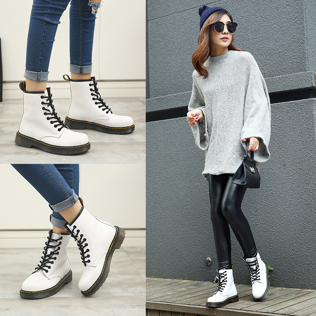Spring Fashion Boots Women Shoes